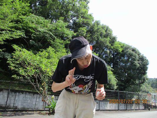 7/22 散歩_a0154110_08433466.jpg