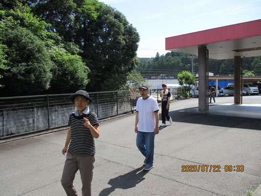 7/22 散歩_a0154110_08433911.jpg