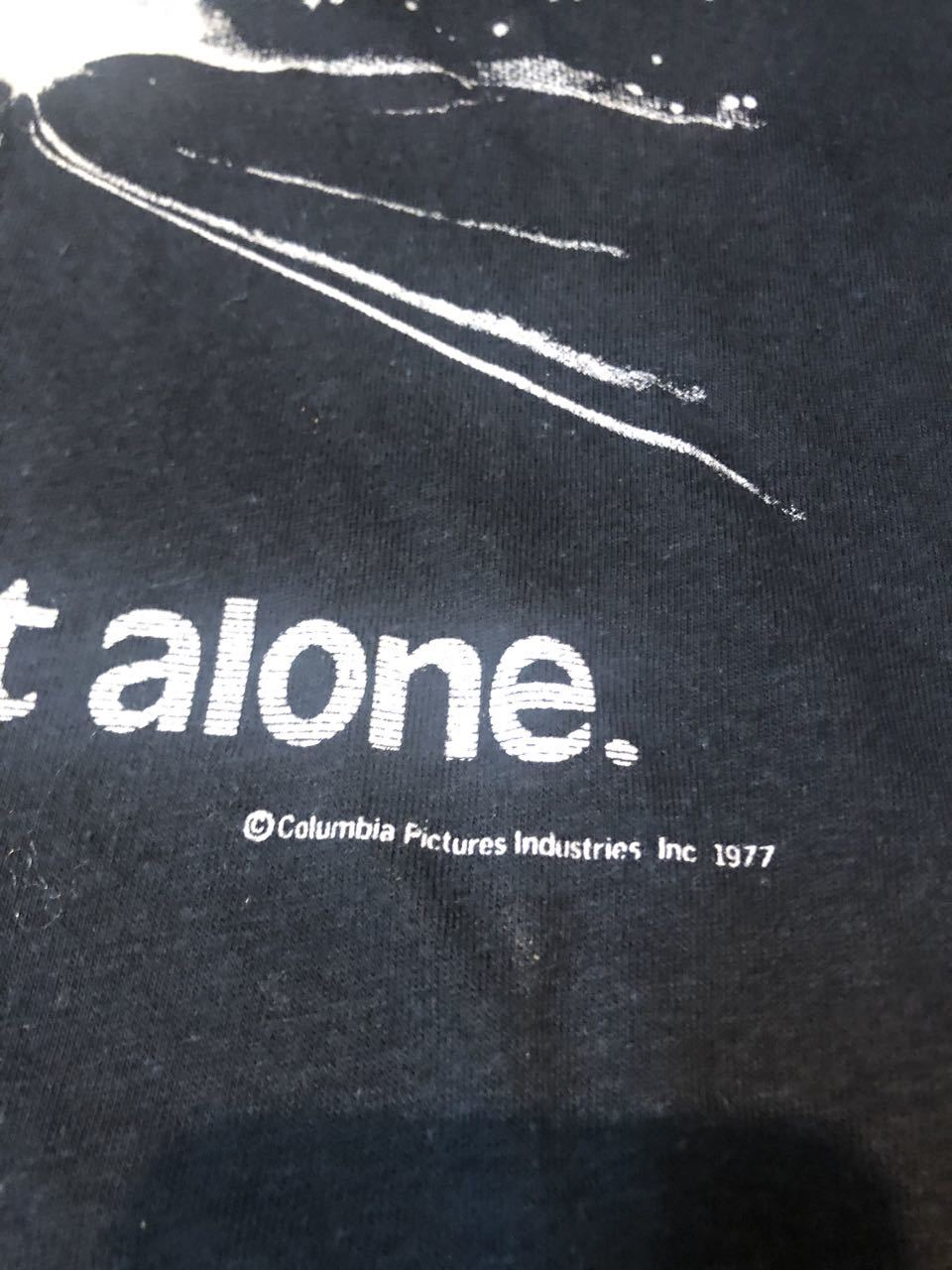 7月24日(金)入荷!70s 未知との遭遇 ムービーTシャツ 映画Tシャツ!_c0144020_16342410.jpg