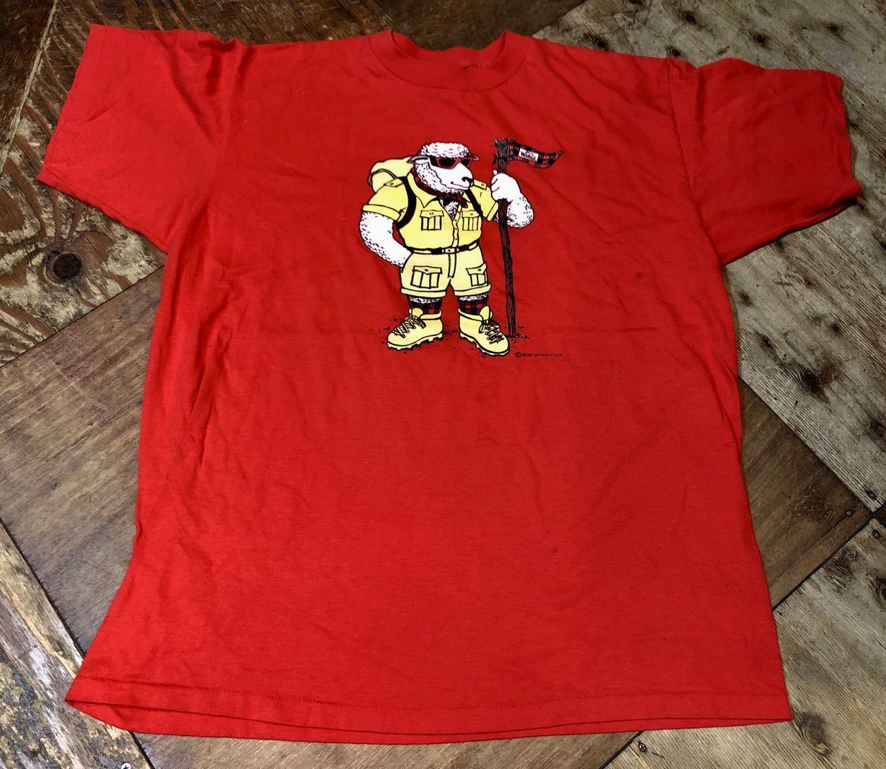 7月24日(金)入荷!80s RARE WOOL RICH Tシャツ!MADE IN U.S.A all cotton 2枚_c0144020_17064230.jpg