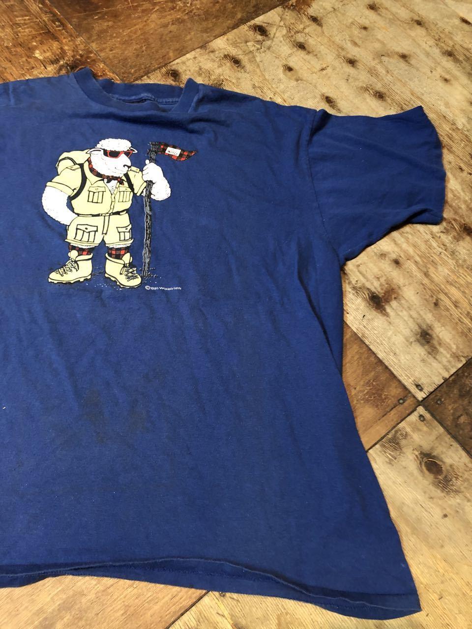 7月24日(金)入荷!80s RARE WOOL RICH Tシャツ!MADE IN U.S.A all cotton 2枚_c0144020_17064232.jpg
