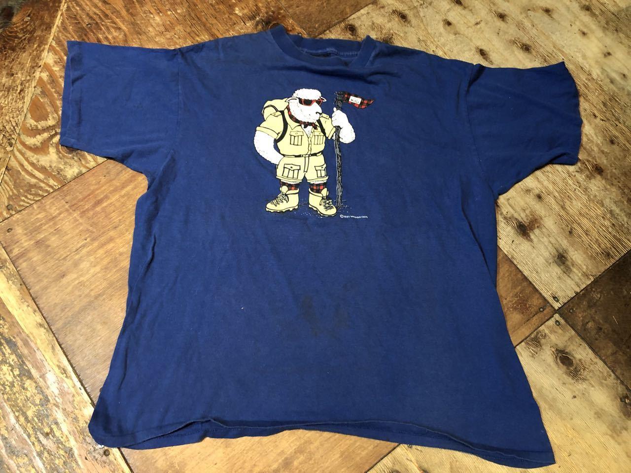 7月24日(金)入荷!80s RARE WOOL RICH Tシャツ!MADE IN U.S.A all cotton 2枚_c0144020_17072203.jpg