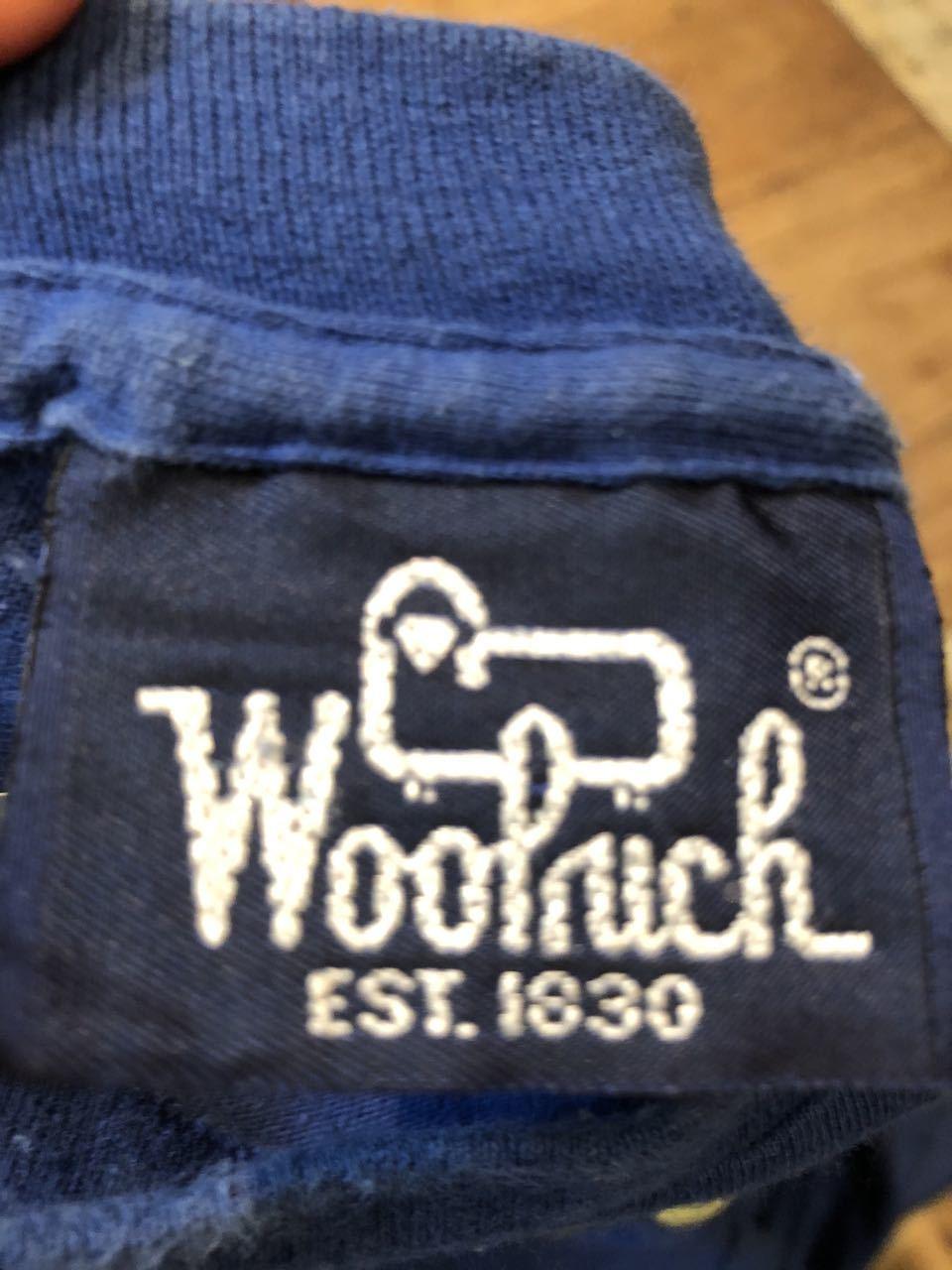 7月24日(金)入荷!80s RARE WOOL RICH Tシャツ!MADE IN U.S.A all cotton 2枚_c0144020_17083297.jpg