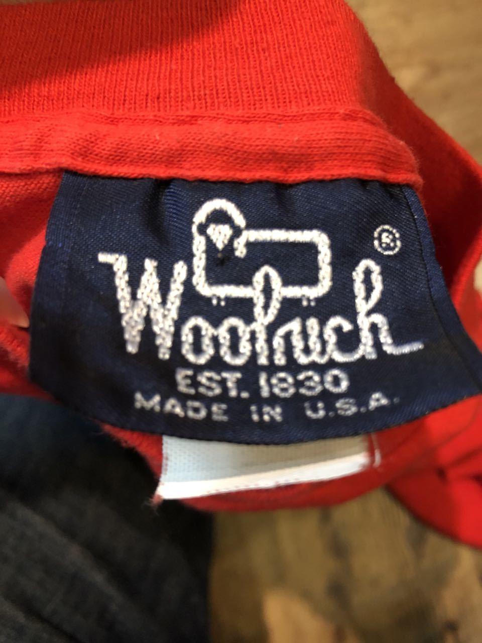 7月24日(金)入荷!80s RARE WOOL RICH Tシャツ!MADE IN U.S.A all cotton 2枚_c0144020_17083786.jpg