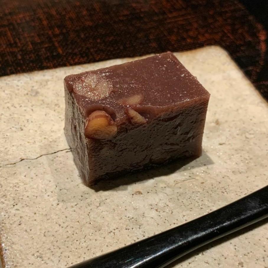 栗頭Iセンセ🌰 + お休みのお知らせ_f0221137_11025194.jpg