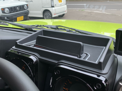 新型ジムニーJB64XC J-upコンプリート納車!_a0143349_00110487.jpg