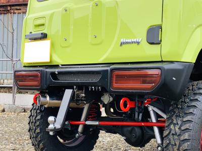 新型ジムニーJB64XC J-upコンプリート納車!_a0143349_00145415.jpg