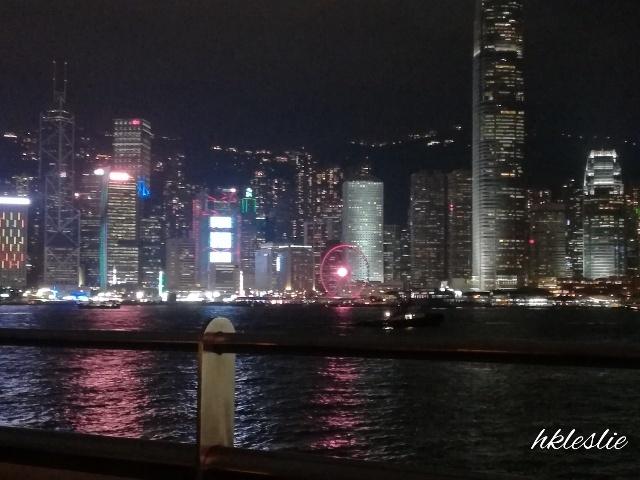 幻彩詠香江A Symphony of Lightsを待って_b0248150_05345632.jpg
