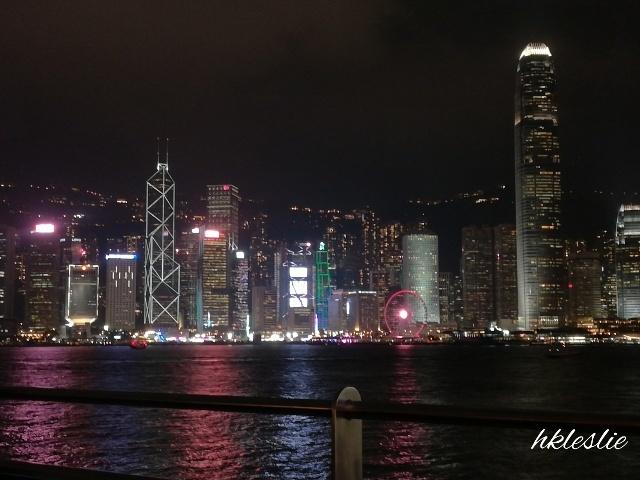 幻彩詠香江A Symphony of Lightsを待って_b0248150_05355365.jpg