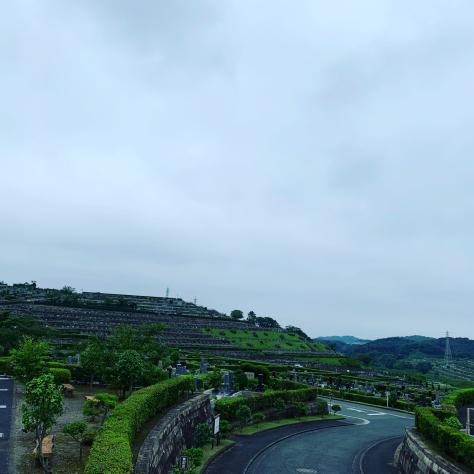 鎌倉霊園にご先祖様のお墓参り。_a0112393_12514810.jpg