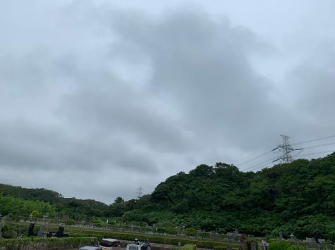 鎌倉霊園にご先祖様のお墓参り。_a0112393_12515035.jpg