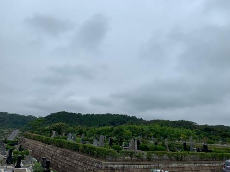 鎌倉霊園にご先祖様のお墓参り。_a0112393_12515299.jpg