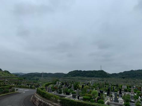鎌倉霊園にご先祖様のお墓参り。_a0112393_12515467.jpg