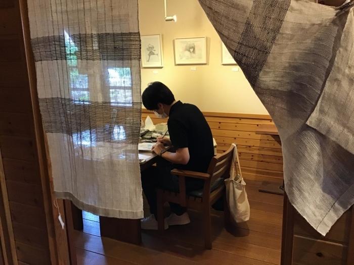 井ノ上豪個展似顔絵イベント_b0087994_21284495.jpeg