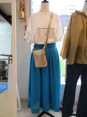2個1キャンペーン♪おすすめTシャツ&スカート【出雲店】_e0193499_17203017.jpg