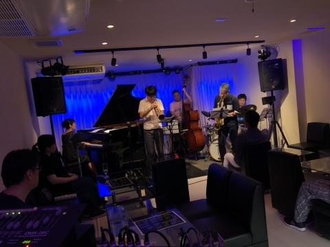 Jazzlive Comin 広島 7月23日_b0115606_10120642.jpeg
