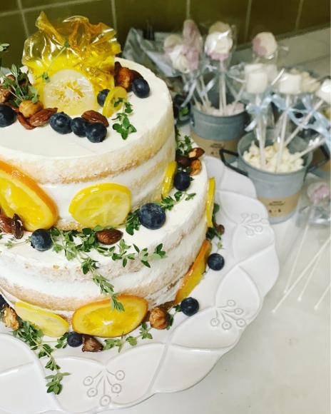 【PRESS】手作りウエディングに嬉しい、ナチュラルケーキ とケーキポップス_d0339705_12582628.jpg