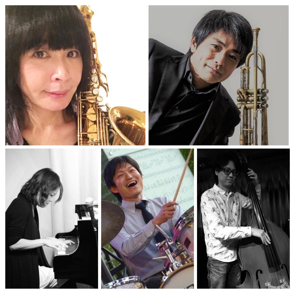 Jazzlive Comin 広島 本日7月25日土曜日は岩国市ほまれ座で生演奏します。_b0115606_09034973.jpeg