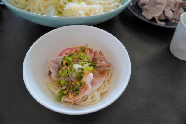 【IKEA】素麺に合う大皿。我が家の新しいタレ_e0408608_19002208.jpg