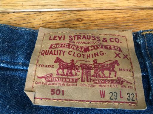 7/25(土)入荷!80s Levi's 501 made in USA!_c0144020_10045235.jpg