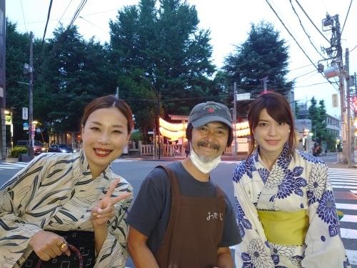 「盆踊り大会」_a0075684_09172311.jpg