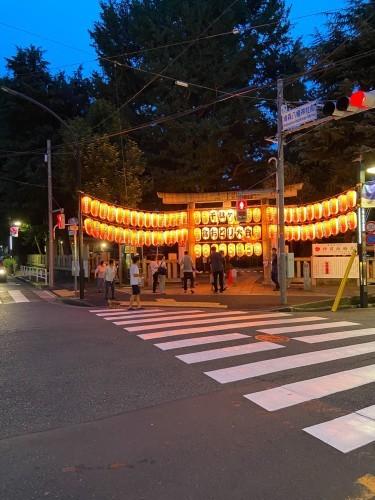 「盆踊り大会」_a0075684_09172315.jpg