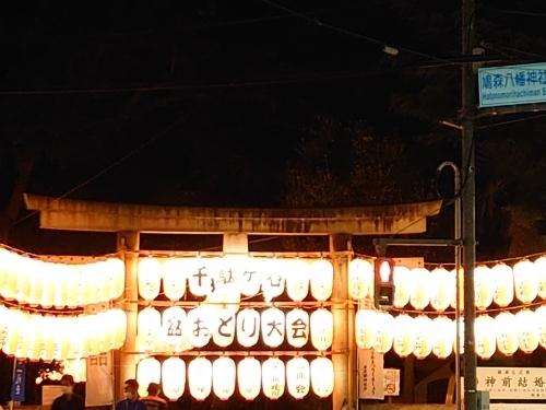 「盆踊り大会」_a0075684_09172418.jpg