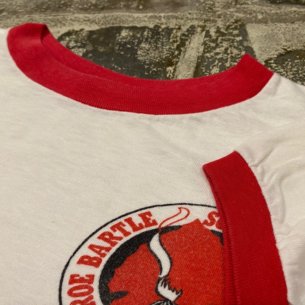 """7月29日(水)マグネッツ大阪店ヴィンテージTシャツラボ入荷!! #2 Ringer T-Shirt編! BSA,\""""Jimmy Carter\""""&Bobby Riggs!!_c0078587_18102325.jpg"""