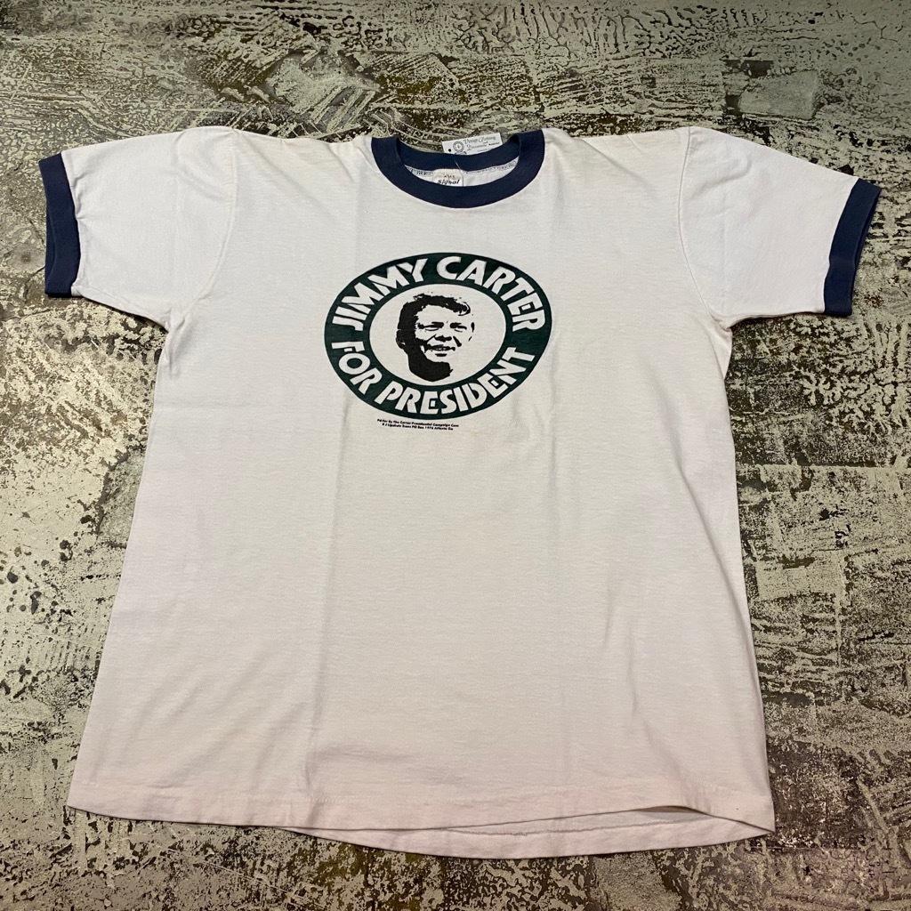 """7月29日(水)マグネッツ大阪店ヴィンテージTシャツラボ入荷!! #2 Ringer T-Shirt編! BSA,\""""Jimmy Carter\""""&Bobby Riggs!!_c0078587_18113360.jpg"""