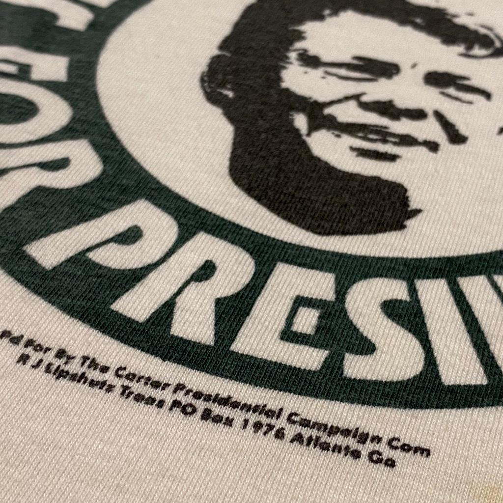 """7月29日(水)マグネッツ大阪店ヴィンテージTシャツラボ入荷!! #2 Ringer T-Shirt編! BSA,\""""Jimmy Carter\""""&Bobby Riggs!!_c0078587_18114169.jpg"""