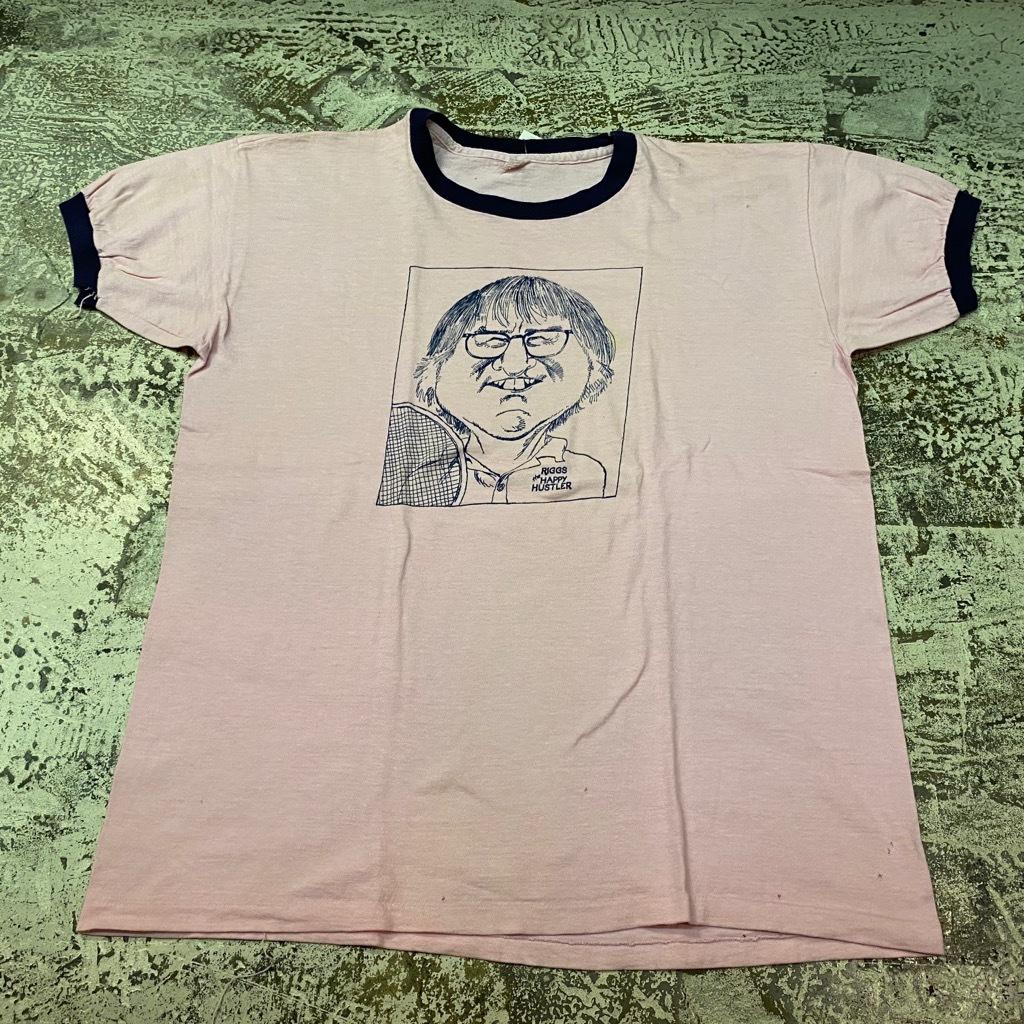 """7月29日(水)マグネッツ大阪店ヴィンテージTシャツラボ入荷!! #2 Ringer T-Shirt編! BSA,\""""Jimmy Carter\""""&Bobby Riggs!!_c0078587_18114420.jpg"""