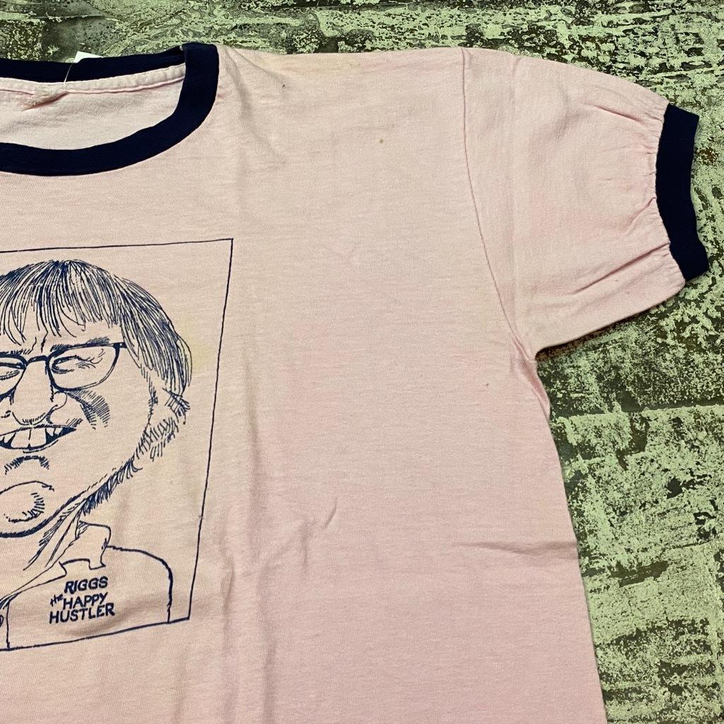 """7月29日(水)マグネッツ大阪店ヴィンテージTシャツラボ入荷!! #2 Ringer T-Shirt編! BSA,\""""Jimmy Carter\""""&Bobby Riggs!!_c0078587_18114845.jpg"""