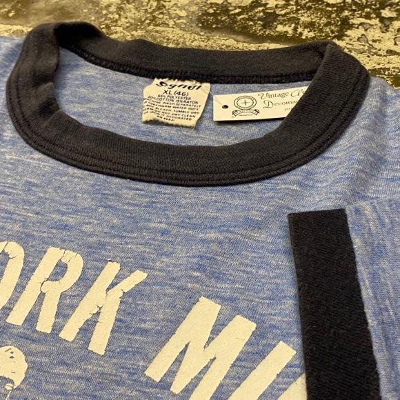"""7月29日(水)マグネッツ大阪店ヴィンテージTシャツラボ入荷!! #2 Ringer T-Shirt編! BSA,\""""Jimmy Carter\""""&Bobby Riggs!!_c0078587_18374024.jpg"""