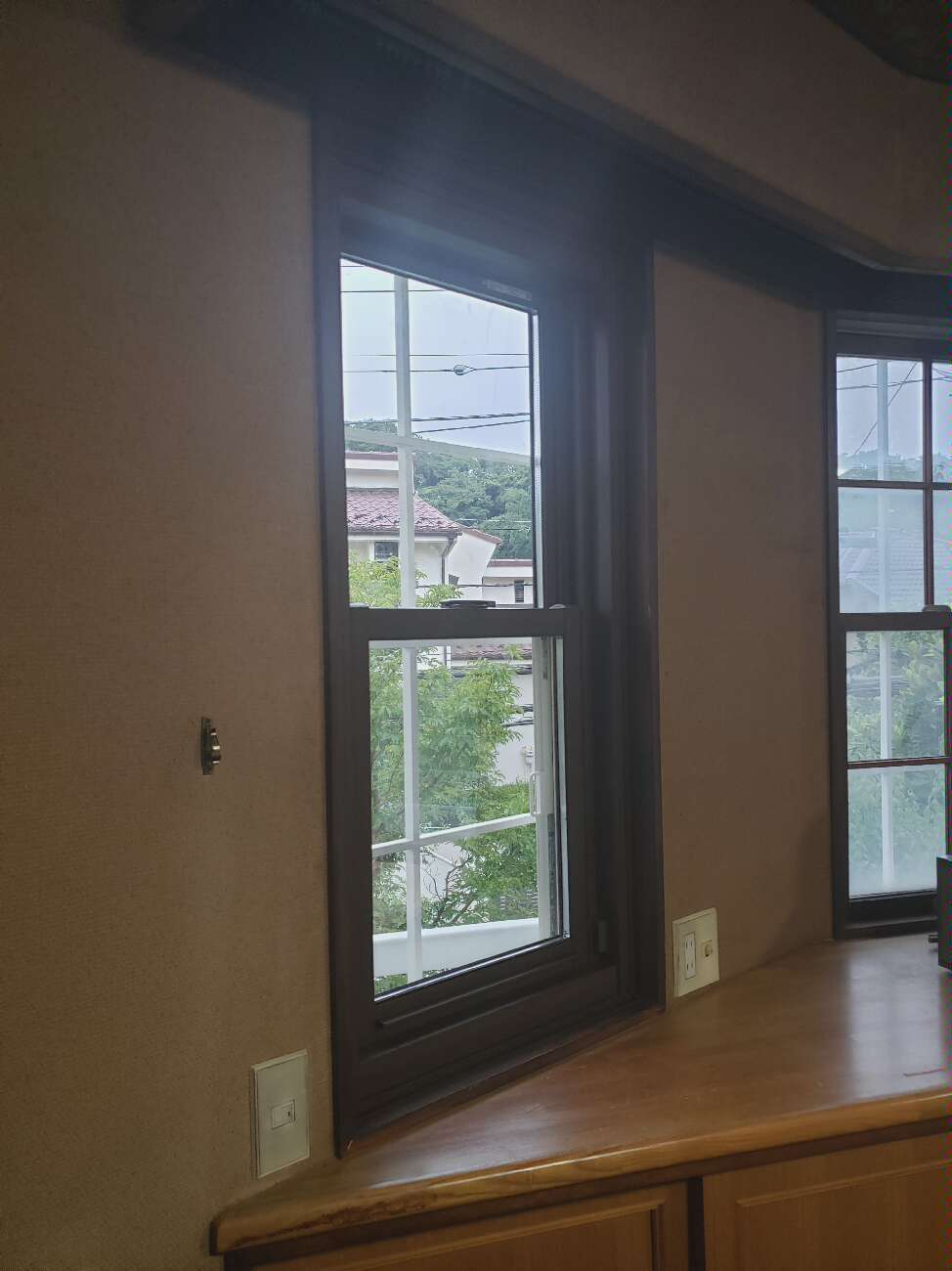 窓の交換工事_e0190287_17561485.jpg