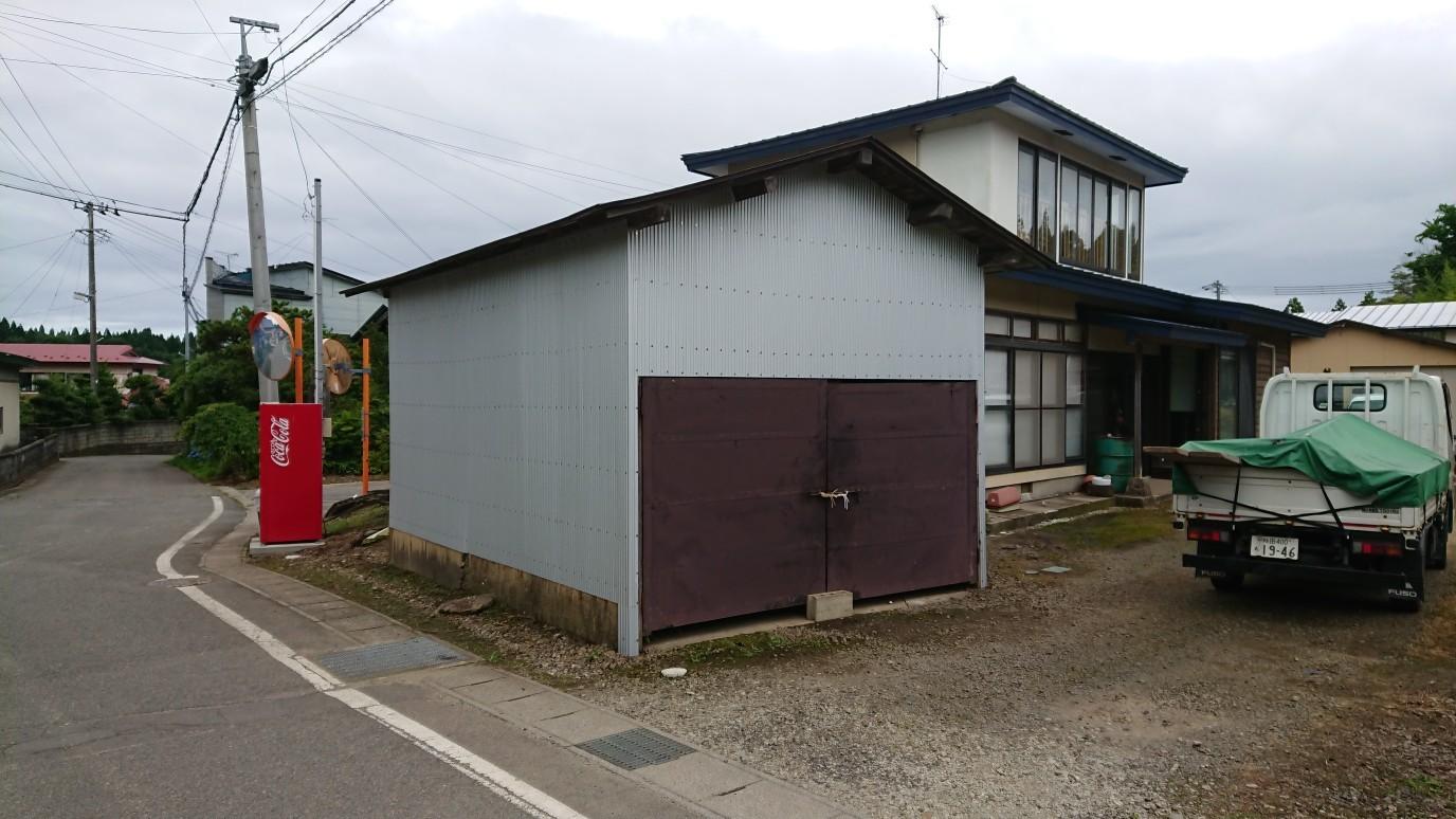小屋外壁張替え_f0150893_17533733.jpeg