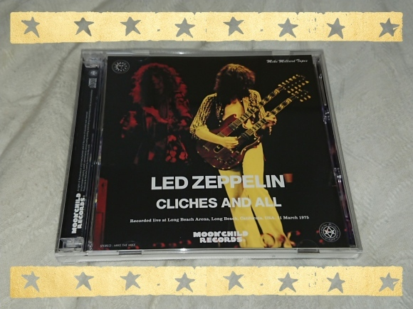 LED ZEPPELIN / CLICHES AND ALL_b0042308_23151401.jpg