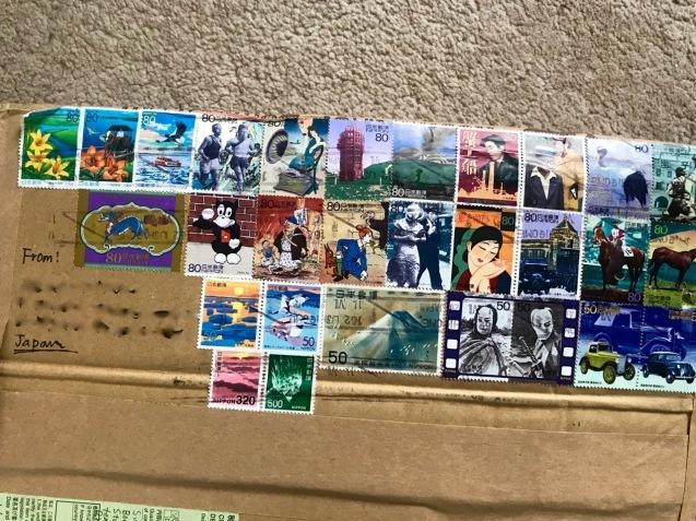 切手で届いた日本の家族便_e0114020_02101032.jpg