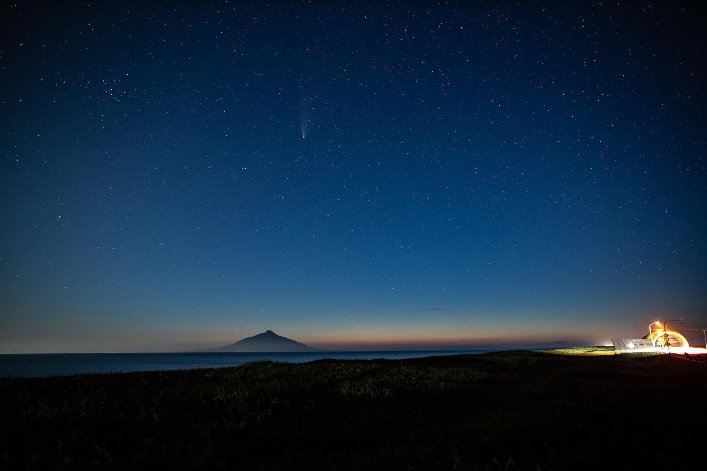 ネオワイズ彗星ラスト_b0243727_18345707.jpg