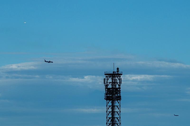虹と飛行機と猫_a0003650_22323627.jpg