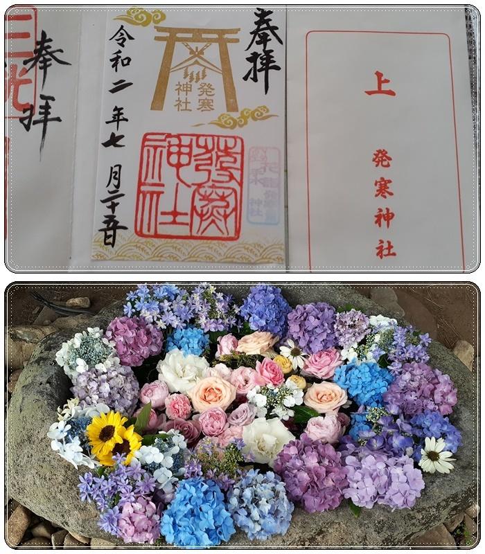 発寒神社の花手水_b0236665_09251498.jpg