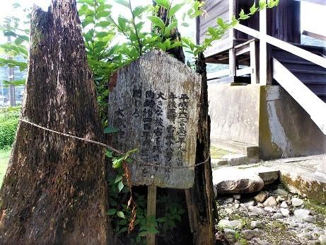 安浦大歳神社のムクノキ伝説_e0175370_21103171.jpg