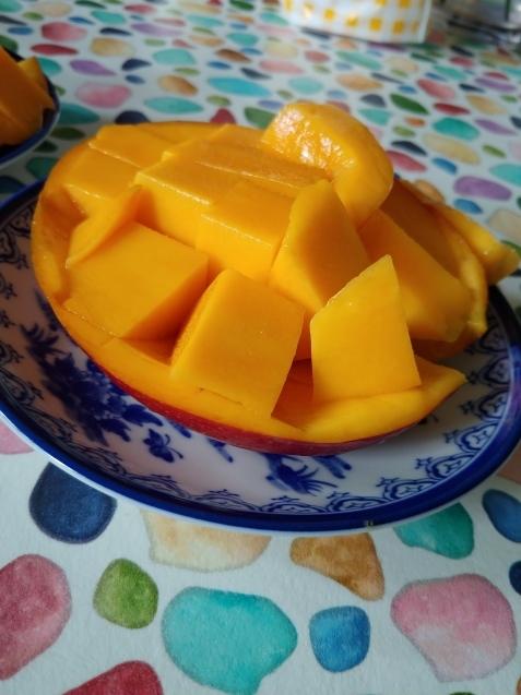 マンゴー、食べ頃ですよ!_c0162773_20004319.jpg
