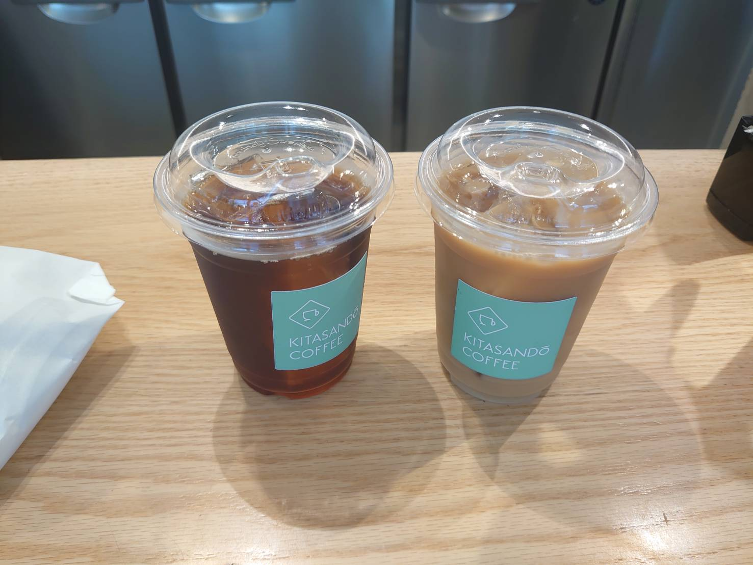 「kitasandou coffee」_a0075684_11261675.jpg