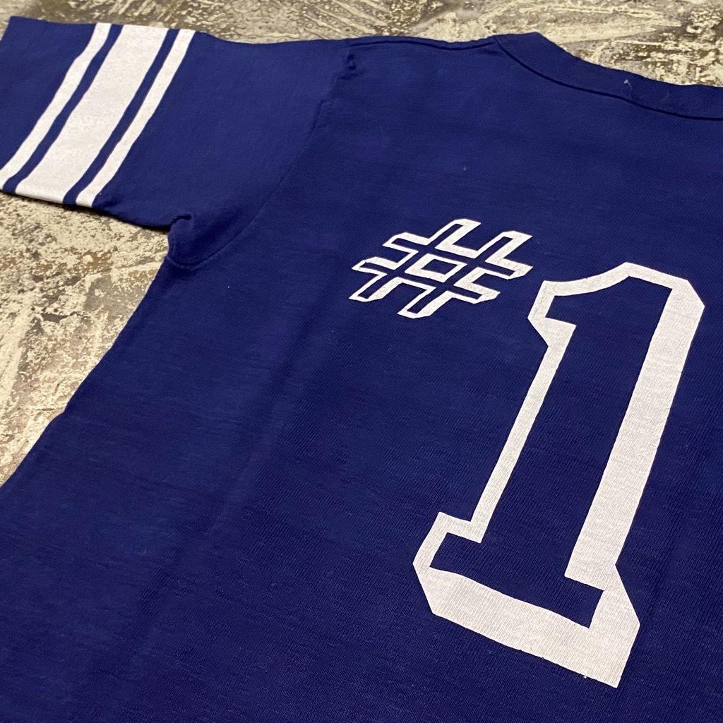 7月29日(水)マグネッツ大阪店ヴィンテージTシャツラボ入荷!! #1 Champion & Russell編! RunnersTag,BlueBarTag!!_c0078587_17445781.jpg