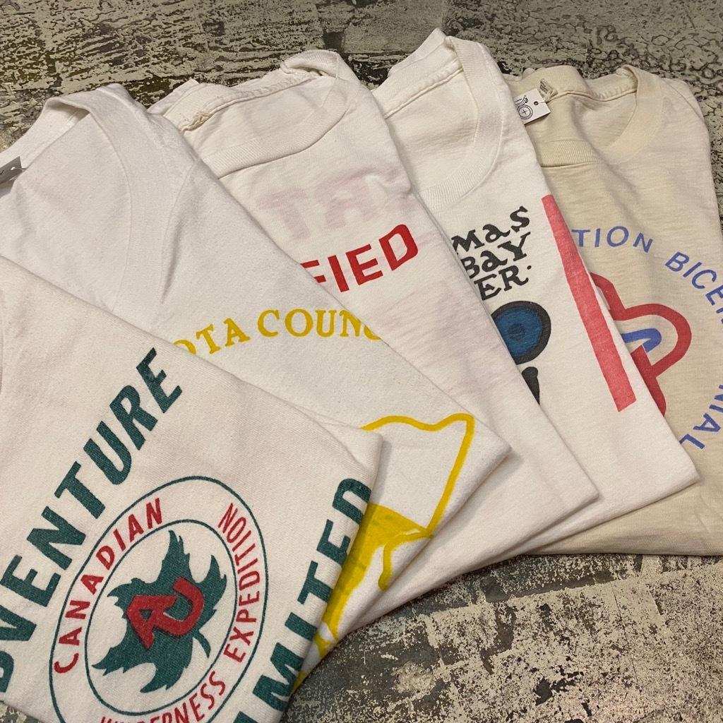 7月29日(水)マグネッツ大阪店ヴィンテージTシャツラボ入荷!! #3 MIX編!60\'s~70\'s Vintage T-Shirt!!_c0078587_18170716.jpg