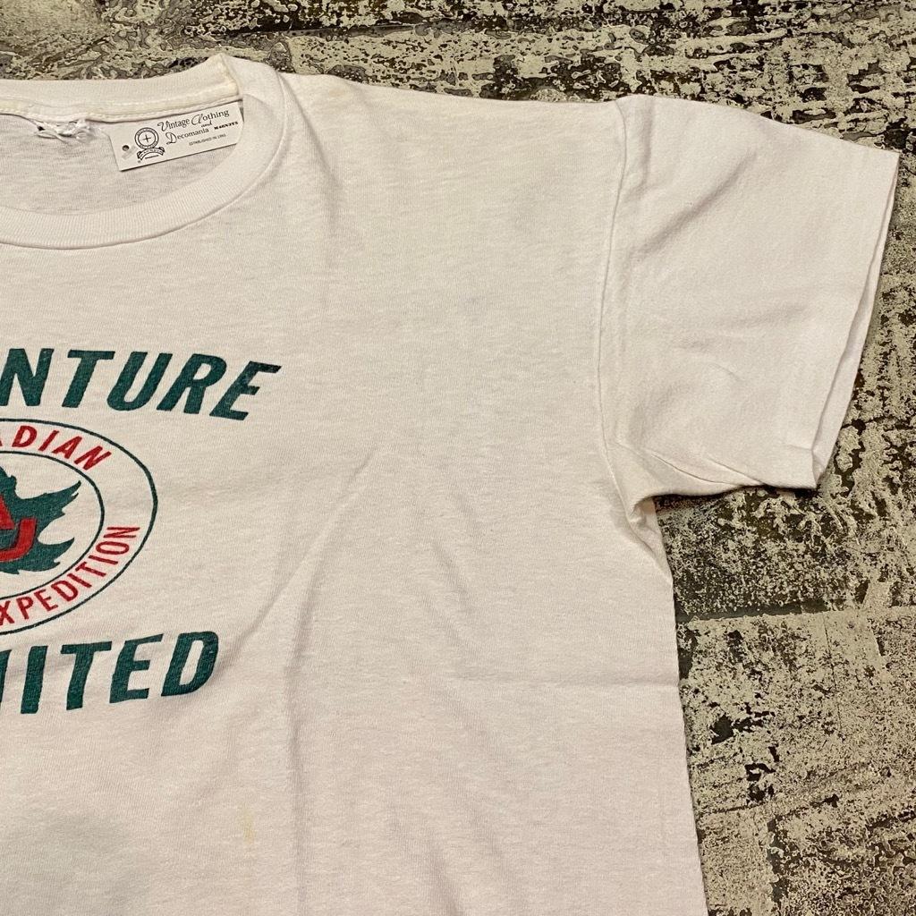 7月29日(水)マグネッツ大阪店ヴィンテージTシャツラボ入荷!! #3 MIX編!60\'s~70\'s Vintage T-Shirt!!_c0078587_18173373.jpg