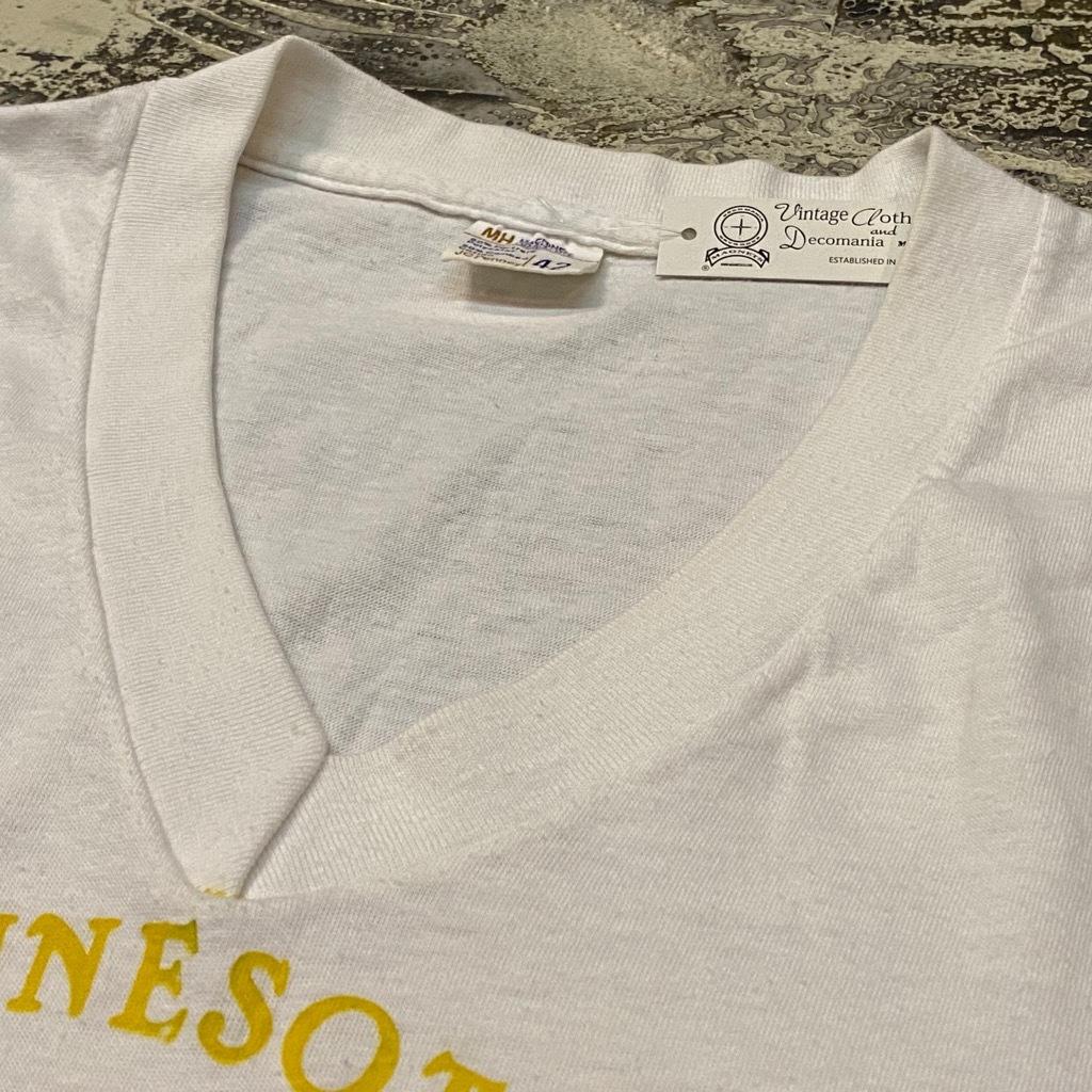 7月29日(水)マグネッツ大阪店ヴィンテージTシャツラボ入荷!! #3 MIX編!60\'s~70\'s Vintage T-Shirt!!_c0078587_18174285.jpg