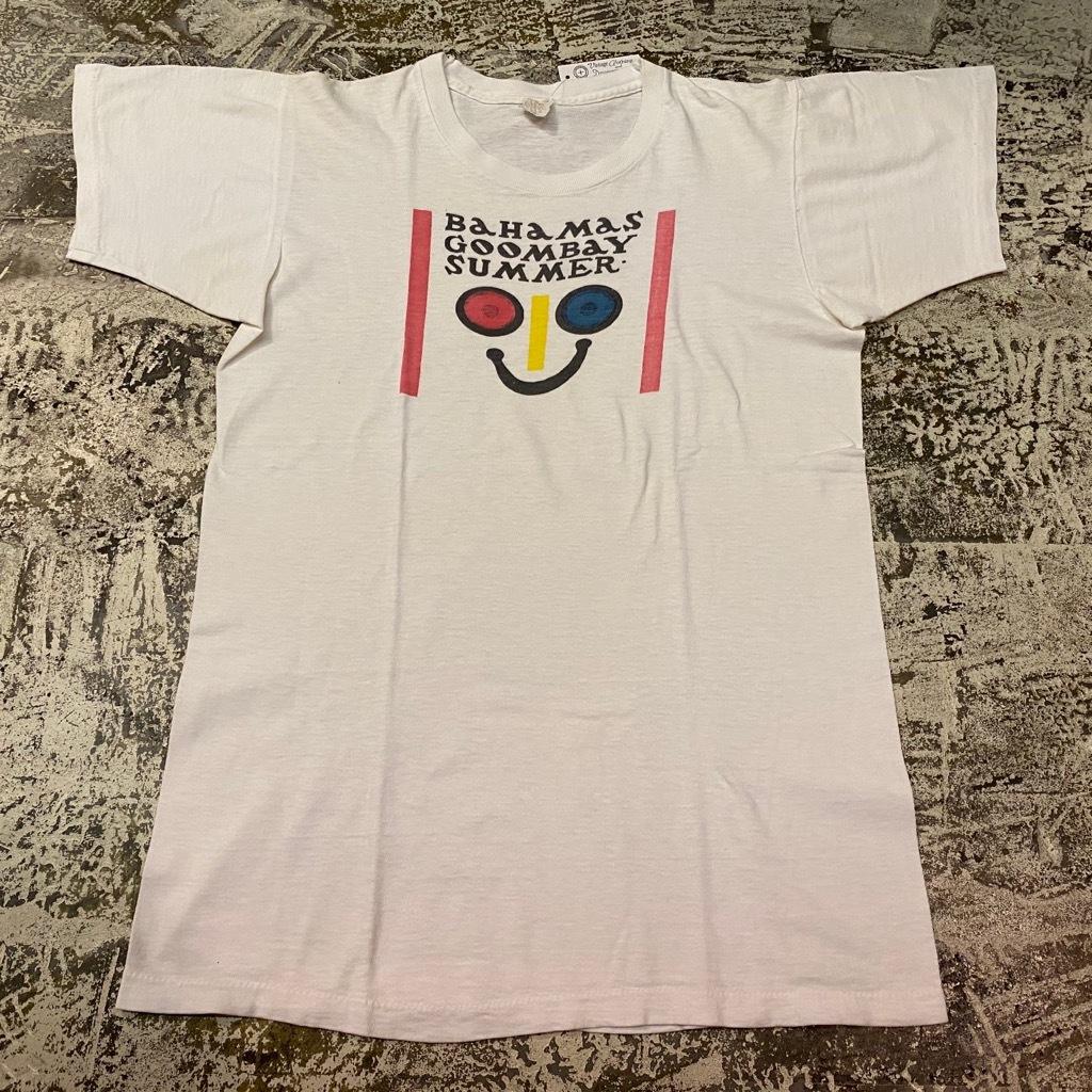 7月29日(水)マグネッツ大阪店ヴィンテージTシャツラボ入荷!! #3 MIX編!60\'s~70\'s Vintage T-Shirt!!_c0078587_18190539.jpg