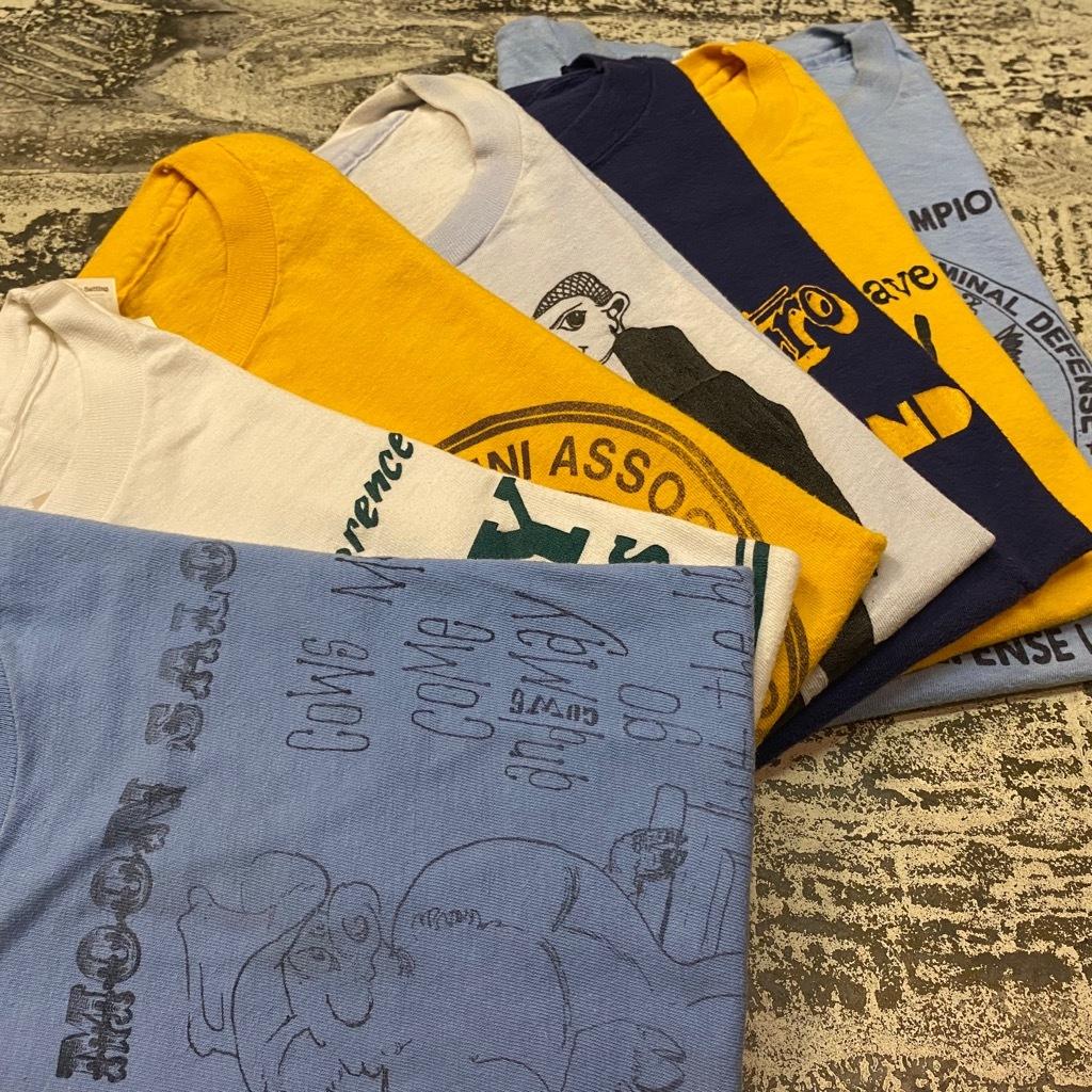 7月29日(水)マグネッツ大阪店ヴィンテージTシャツラボ入荷!! #3 MIX編!60\'s~70\'s Vintage T-Shirt!!_c0078587_18203350.jpg