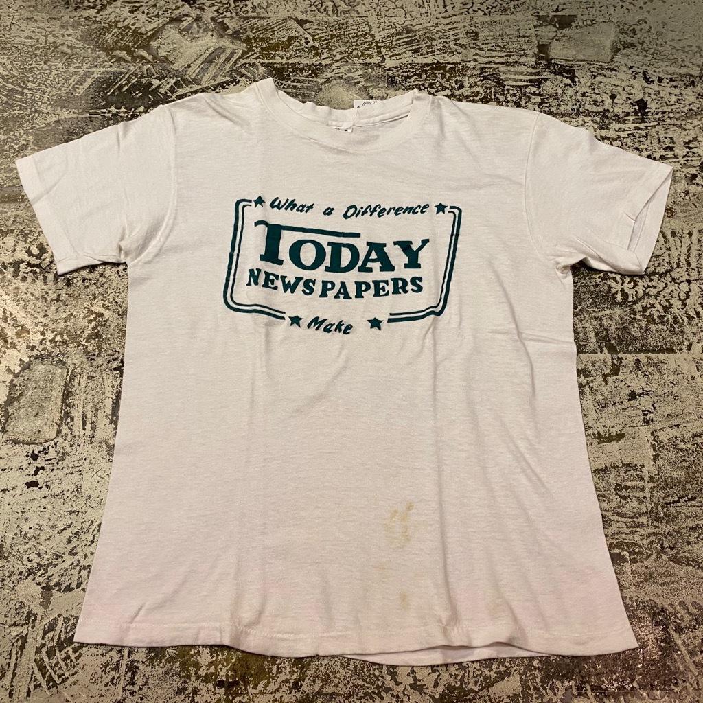 7月29日(水)マグネッツ大阪店ヴィンテージTシャツラボ入荷!! #3 MIX編!60\'s~70\'s Vintage T-Shirt!!_c0078587_18204448.jpg